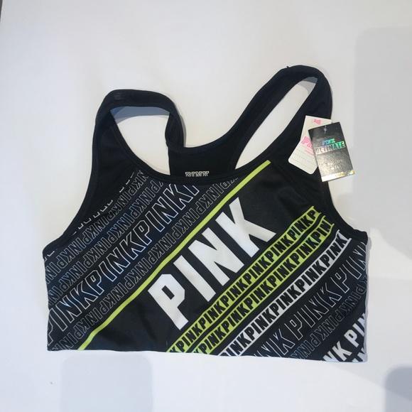 PINK Victoria's Secret Other - 4/$20 NWT PINK V S Ultimate Sports Bra, Sz M
